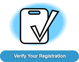 Verify Your Registration